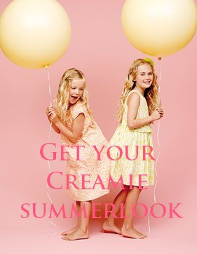 Creamie summerlook